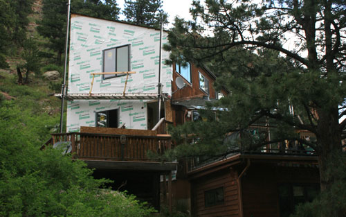 home siding and windows installation in denver colorado by mountain view corporation