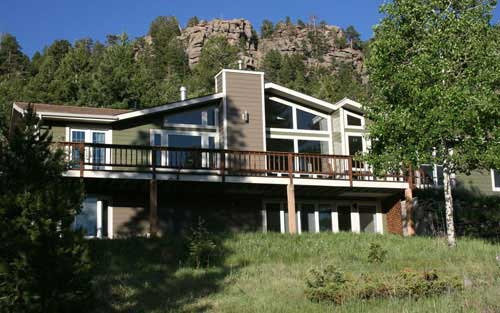 home siding contractor in Denver Colorado by Mountain View Corporation