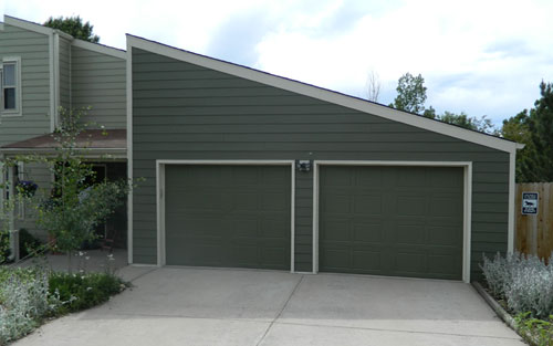 fiber cement siding installation in denver colorado by mountain view corporation