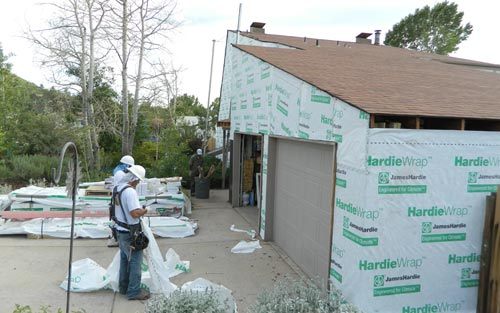 James hardie siding expert by Mountain View Corporation in Denver, Coloardo