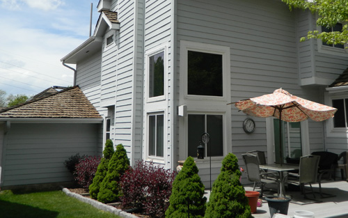 home siding in Wheat Ridge Colorado by Mountain View Corporation